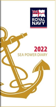 Navy Sea Power 2020 Diary