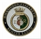 Officially Licensed HMS Queen Elizabeth Crest Coin