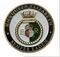 Officially Licensed HMS Queen Elizabeth Crest Coin