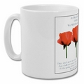 Remembrance Poppy Mug