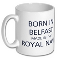 Official Made In The Royal Navy Mug