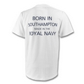 Made In The Royal Navy T Shirt