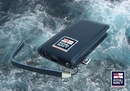 Royal Navy iPhone Leather Flip Case