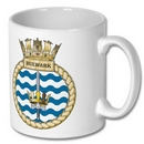 HMS Bulwark Crest Mug