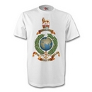 Royal Marine Large Crest T Shirt