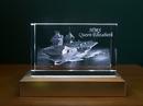 HMS Queen Elizabeth Crystal
