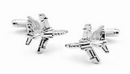 Sea Harrier Cufflinks