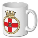 Official HMS Prince Of Wales Crest Mug