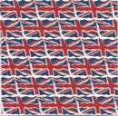 Mini Union Jack Napkins