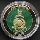 Royal Marines Veterans Coin